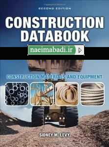 Construction Databook: Construction Materials and Equipment, 2nd Edition